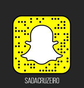 54fc783823365 Sada Cruzeiro inova com perfil no Snapchat e apresenta novo uniforme na  rede social