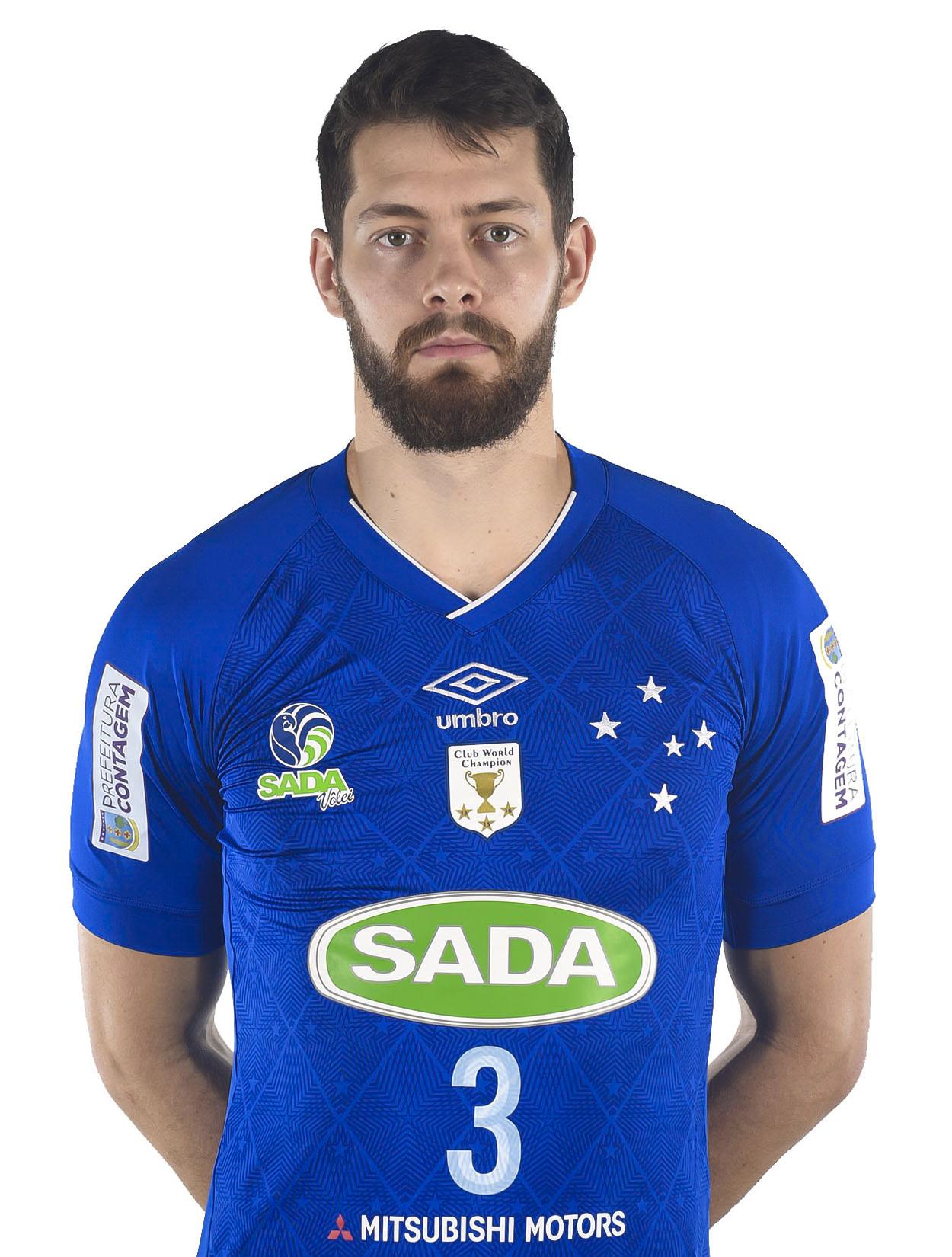 Sada Cruzeiro Vôlei feb7e3436c752