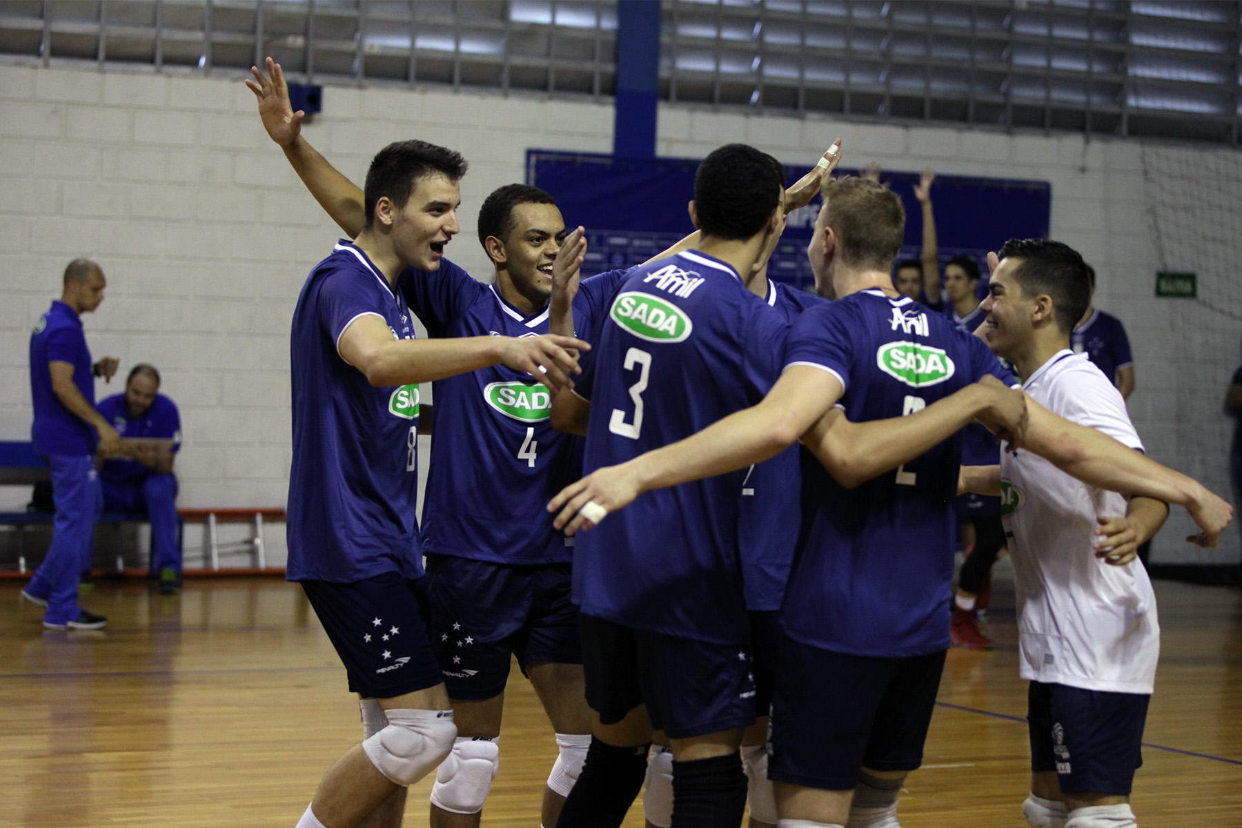 Sada Cruzeiro derrota Minas novamente e é tetracampeão metropolitano ... 5695646870ebd