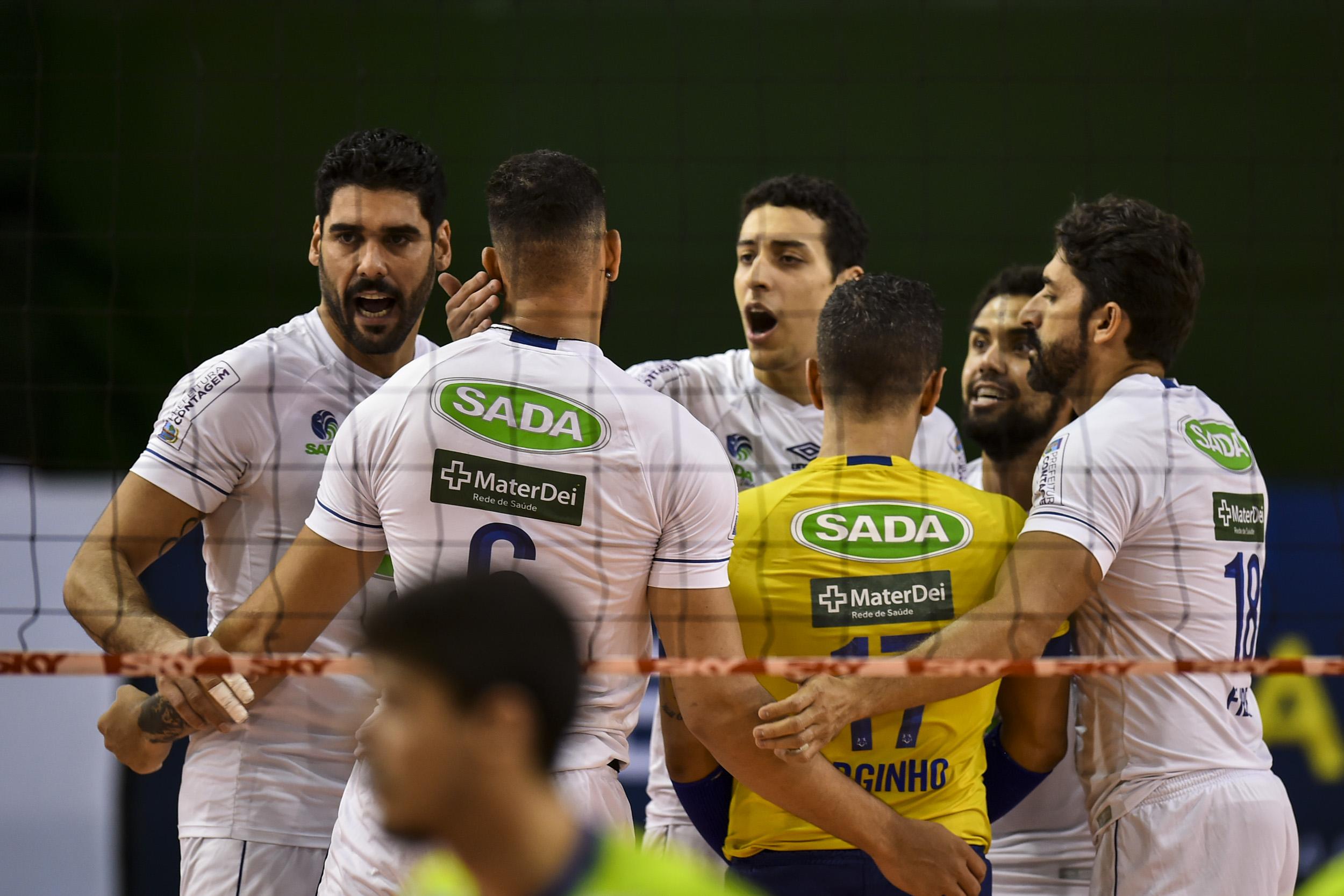 bfb6ac8416 Sada Cruzeiro disputa o Sul-Americano de Clubes em BH